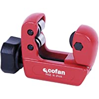 Cofan 09514361 Cortatubos mini, 0.011 V, 3-30 mm