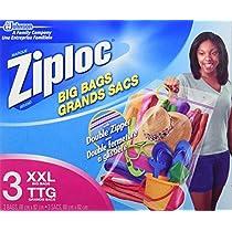 Ziploc Big Bags, XX-Large