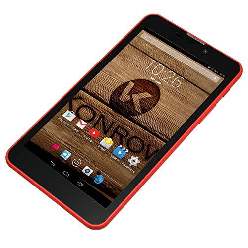 Konrow - Smartphone Libre 3G+ (Pantalla: 6 Pulgadas, 8 GB, Dual ...