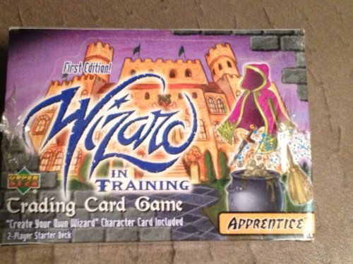 Wizard in Training Apprentice Trading Card Game 2-player Starter Deck First Edition 2 Player Starter Deck