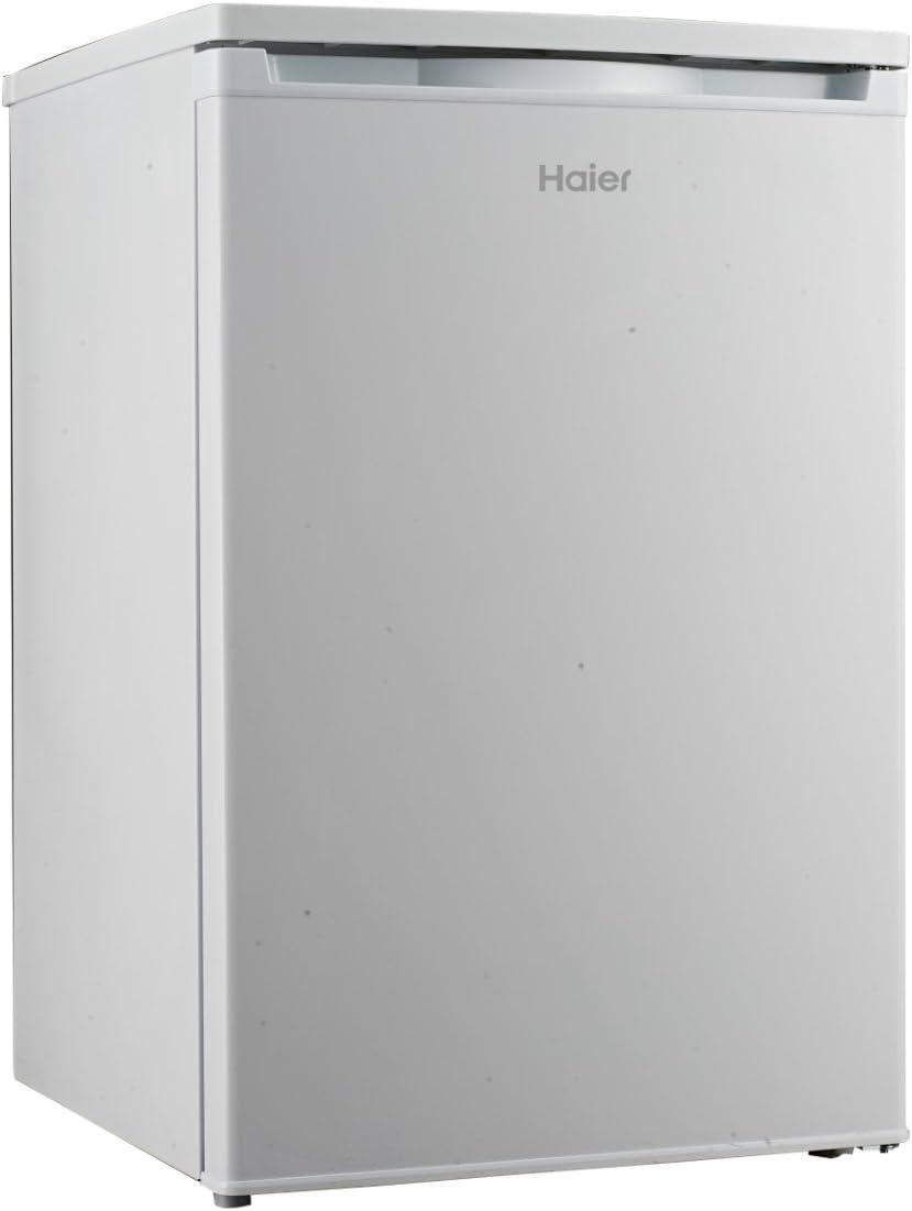 Haier HFK-136AA Independiente Vertical 80L A+ Blanco - Congelador ...
