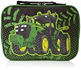 John Deere Boys' Little Lunchbox, black, One Size