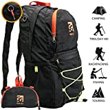 Get-Go Packable Backpack for Women and Men – Lightweight Foldable Daypack Waterproof – Rucksack Perfect for Traveling – Camping – Hiking Review
