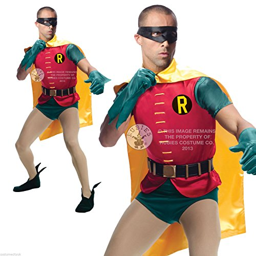(Grand Heritage Robin Adult Costume - Standard)