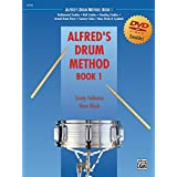 Alfred's Drum Method, Bk 1: The Most Comprehensive Beginning Snare Drum Method Ever!, Book and DVD (Sleeve)