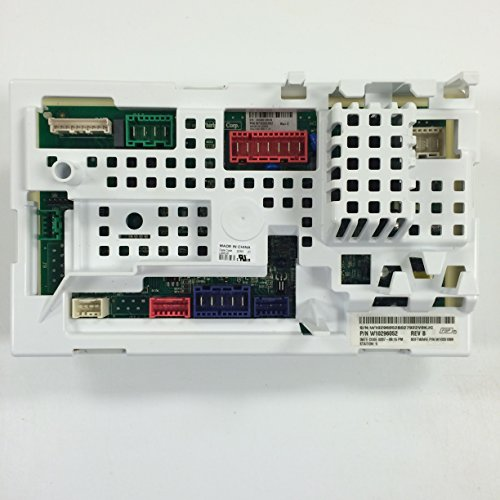 Whirlpool Washer Electronic Control W10296052