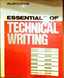 Essentials of Technical Writing, Conway, William D., 0023245603