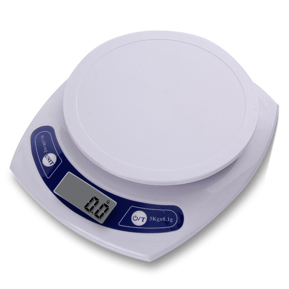 Digital Scale Precision Kitchen Scale 1g/7kg