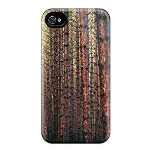 NXW22495EwUR Phone Cases With Fashionable Look For Iphone 6 - Nature Trees Forest