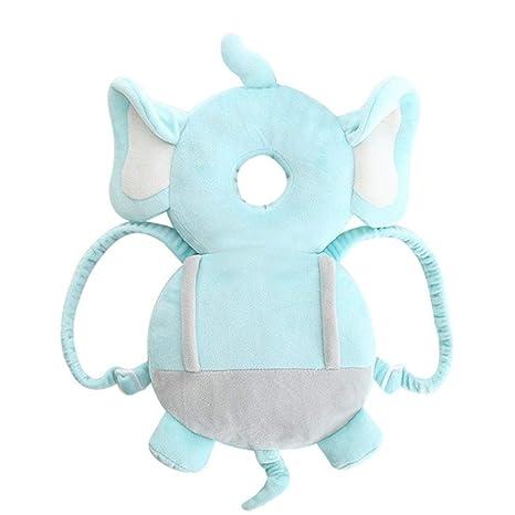 Hemore - Cojín protector de cabeza y hombros para bebé ...