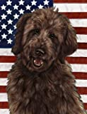 Goldendoodle Chocolate – Best of Breed Patriotic II Large Flags Review
