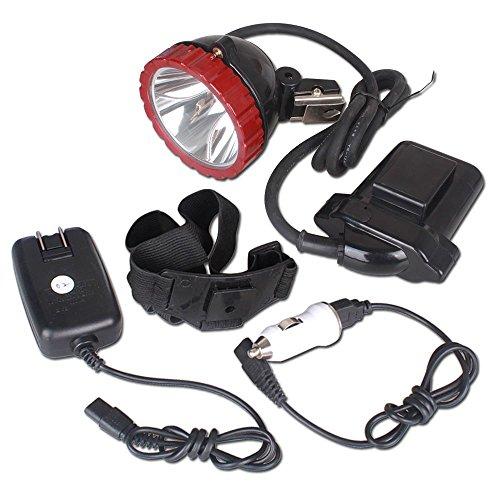Kohree® KL6.6LM AC 85V 265V Miner Mining Lighting Hunting Headlight Camping Cap Lamp, IP67, Up to 500meters,Waterproof,IP67,Explosion Proof