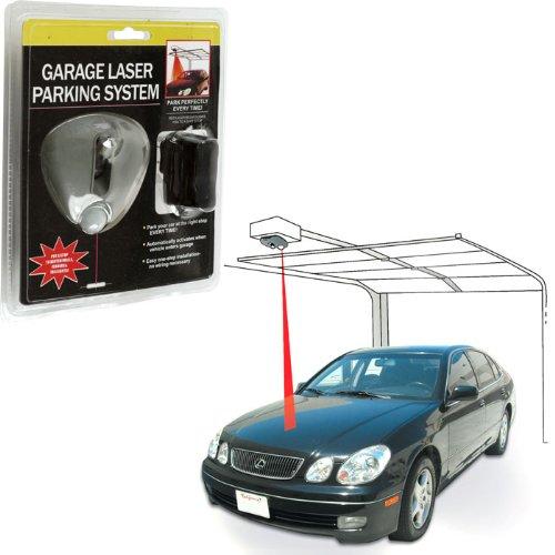 Trademark Global 83-3800V Garage Laser Parking System for Cars and Trucks ()