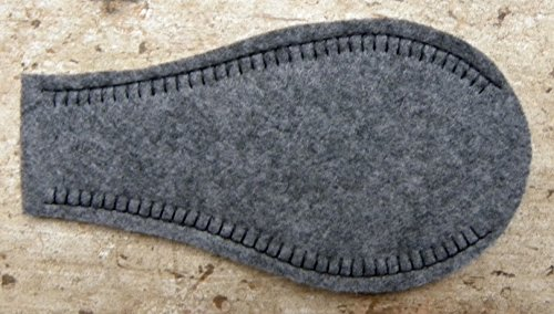 Cloth Eye Patch - Charcoal from Patch Me