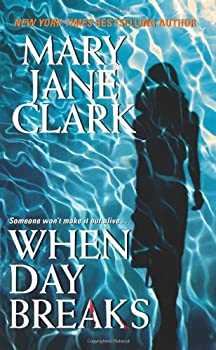 When Day Breaks LP: A Novel of Suspense 0061286079 Book Cover