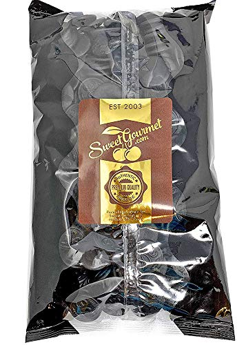 - Gustaf's Premium Dutch Licorice   Salted Licorice Coins   Bulk Candy   2.2 pounds (1kg)