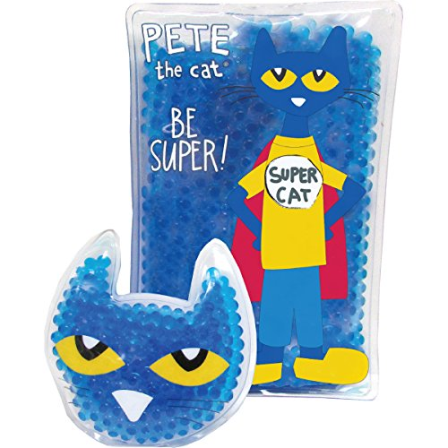 Pete the Cat, 2 Piece Gel Ice Packs Set