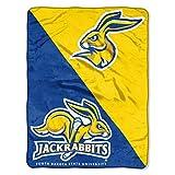 "South Dakota State Jackrabbits ""Halftone"" Micro"