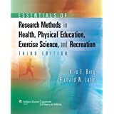 Essentials of Research Methods in Health, Physical Education, Exercise Science, and Recreation (Point (Lippincott Williams &