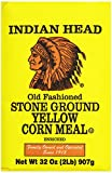 Indian Head Yellow Corn Meal, 32 oz.