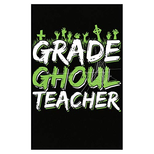 Halloween Idea Grade Ghoul Teacher Funny Costume Gift - -