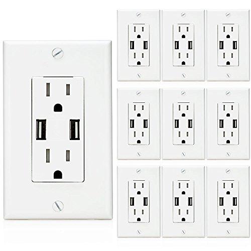 Sunco Lighting PACK Receptacle Capability