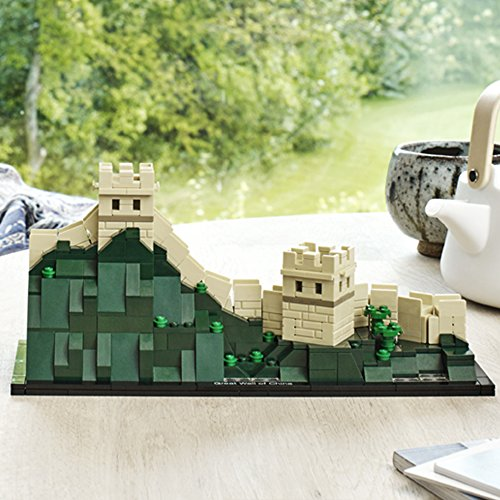 51uRsjfSAdL - LEGO Architecture Great Wall of China 21041 BuildingKit (551 Piece)