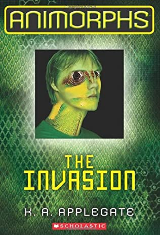 book cover of The Invasion