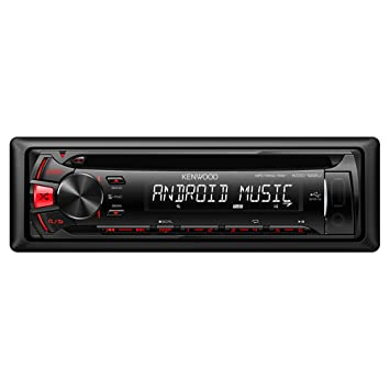 51uRsuIAGoL._SY355_ amazon com kenwood kdc122u cd receiver with front usb & aux car Kenwood KDC 200U CD Receiver at readyjetset.co