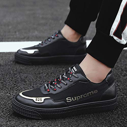 Chaussures Blanc Sport Loisirs Hiver Automne Tendance Hommes Sneakers Respirant 's Loisir Et Petit Nanxieho q68Xwgw