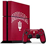 Indiana University PS4 Console and Controller Bundle Skin - Indiana University Distressed | Schools & Skinit Skin