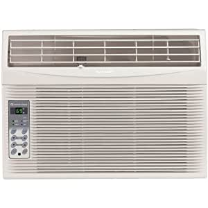 Sharp Electronics AFS120RX 12,000 BTU 115-Volt Window-Mounted Air Conditioner with Rest Easy Remote Control