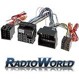 RWS-122S Vauxhall Parrot / Bluetooth ISO Adaptor Lead