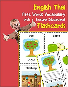 English Thai First Words Vocabulary with Pictures ...