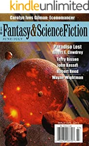 The Magazine of Fantasy & Science Fiction June/July 2009 (The Magazine of Fantasy & Science Fiction Book 116)