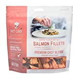 Salmon Fillets Freeze Dried Raw Dog Treats