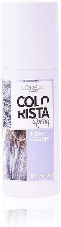 LOréal Paris Colorista Coloración Temporal Colorista Spray - Grey Hair