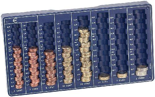 PEARL Euro-Münzbrett für alle Euro- und Cent-Münzen