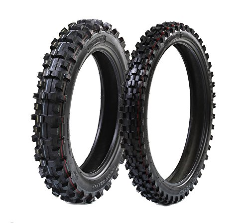 ProTrax Offroad Front 70/100-19 Inch & Rear 90/100-16 Inch Tire (Tire Combo)