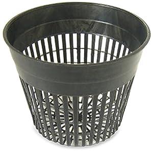 R&M Brand NP5, Hydroponic Net Pot for Plants, 5 Inch, 24 per Bag
