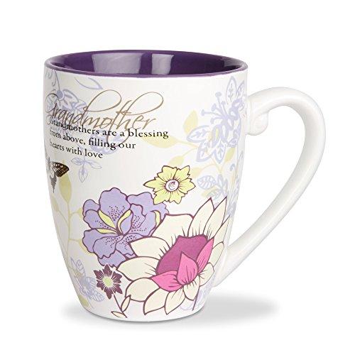 Pavilion Mark My Words Grandmother Mug, 20-Ounce, 4-3/4-Inch (Grandma Coffee Cup)