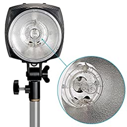 Neewer 180W 5600K Photo Studio Flash Speedlite Strobe Light Monolight for Studio,Location and Portrait Photography