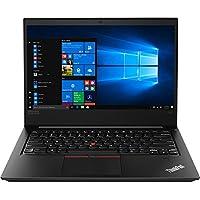 Lenovo 14 ThinkPad E480 High Performance Business Laptop (Intel 8th Gen i5-8250U Quad-Core, Intel UHD Graphics 620, 32GB RAM, 1TB HDD + 256GB PCIe SSD, 14 FHD (1920x1080), Fingerprint, Win 10 Pro)
