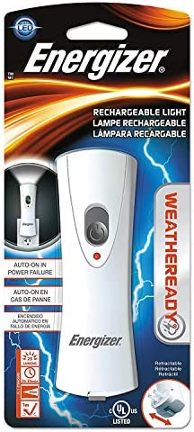 Energizer RCL1NM2WR FLASHLIGHT LED RECHRGEABL