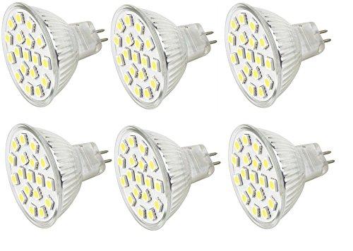 MR16 4.5 Watt LED Spot Light Down Lamp Recessed Lighting ...