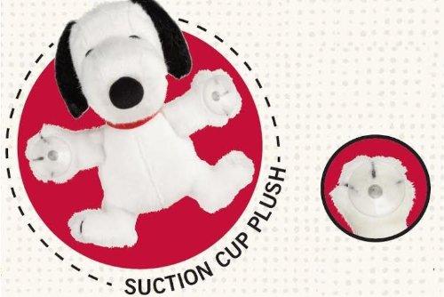 "Snoopy Plush Window Suction Cup Plush 9"""