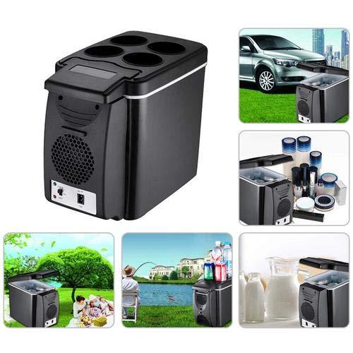 12V 6L Refrigerador Congelador Calentador Mini Coche ...