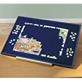 Bits and Pieces The Master Puzzler Puzzle Assembly Board - Jigsaw Puzzle Table/Board (Large)