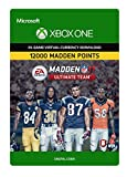 Madden NFL 17: MUT 12000 Madden Points Pack - Xbox One Digital Code