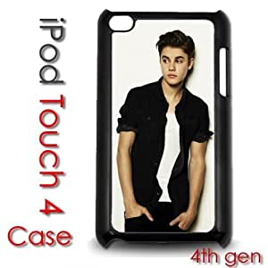 For LG G3 Case Cover gen Touch Plastic Case - Justin Bieber Face Cute Boyfriend